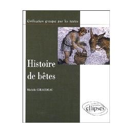 Histoire de bêtes