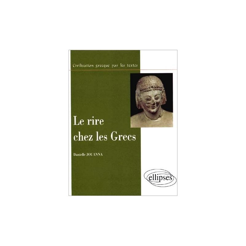 Le rire chez les Grecs