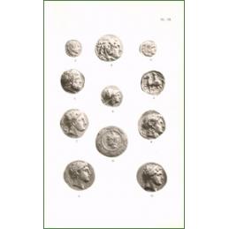 Le portrait dans l'antiquité d'après les monnaies