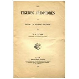 Les figures criophores dans l'art grec, l'art gréco-romain, et l'art chrétien