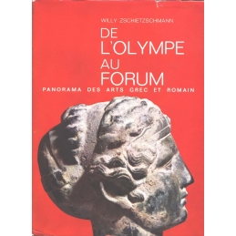 De l'Olympe au forum   Panorama des arts grec et romain