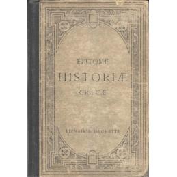Epitome Historiæ Græcæ