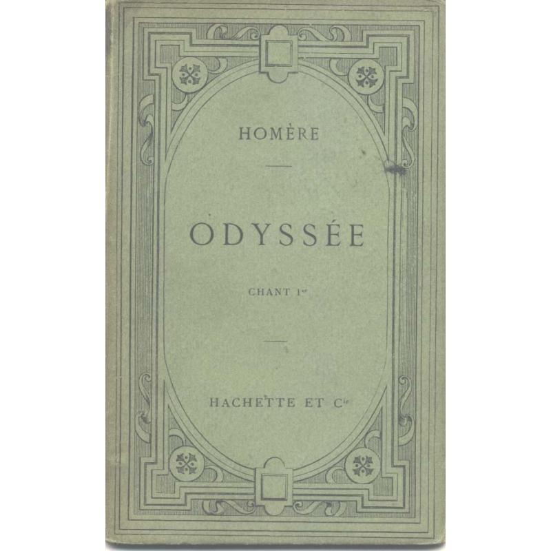 Odyssée (Chant I)
