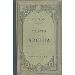 Oratio pro Archia poeta