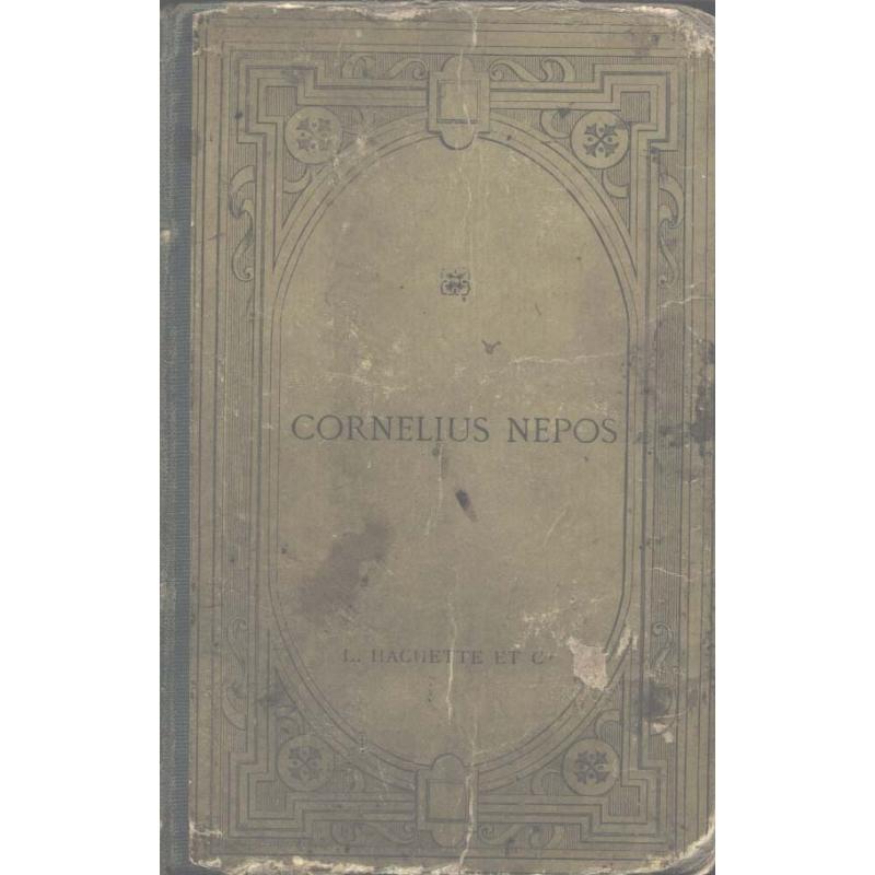 Cornelius Nepos, nouvelle édition
