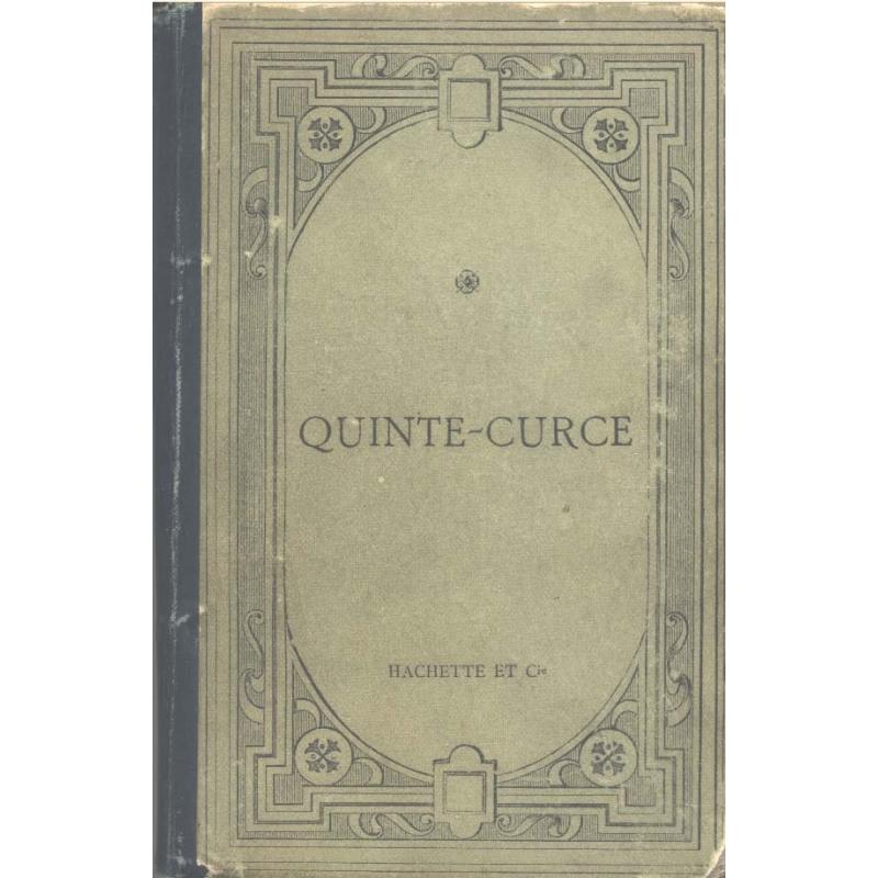 Q. Curti Rufi Historiarum Alexandri Magni macedonis libri superstites