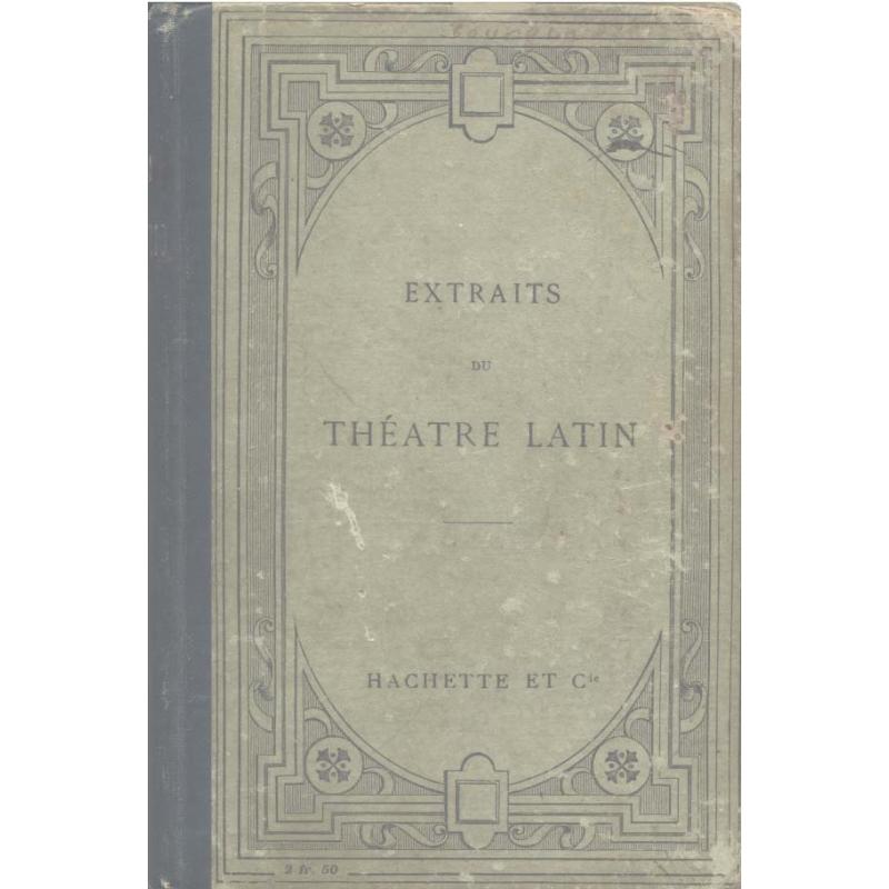 Extraits du théâtre latin