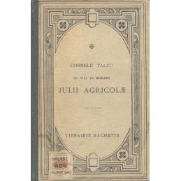 Cornelii Taciti De vita et moribus Julii Agricolæ