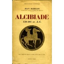 Alcibiade. 450-404 avant J.-C.
