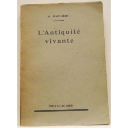 L'Antiquité vivante