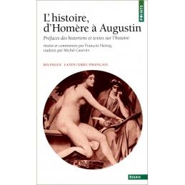 L'histoire d'Homère à Augustin.