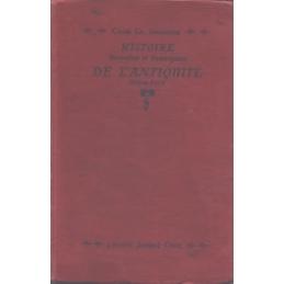 Histoire narrative et descriptive de l'Antiquité. Sixième A et B