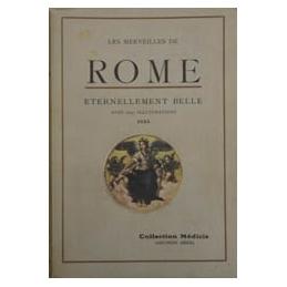 Les merveilles de l'Italie   Rome