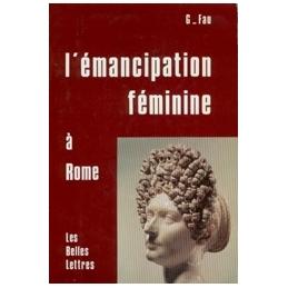 L'émancipation féminine à Rome