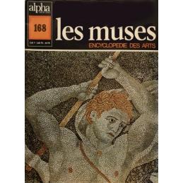 Les Muses. Encyclopédie des Arts, volume X, n°168, 17 janvier 1973