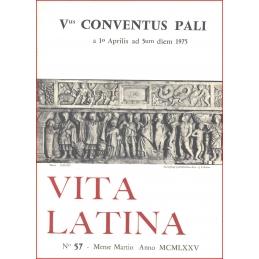 Vita Latina - N° 57. Mense Martio Anno MCMLXXV