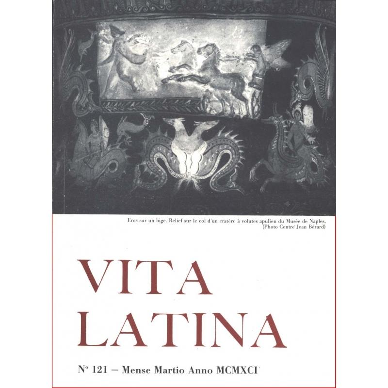 Vita Latina - N° 121. Mense Martio Anno MCMXCI