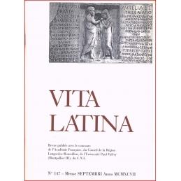 Vita Latina - N° 147. Mense Septembri Anno MCMXCVII