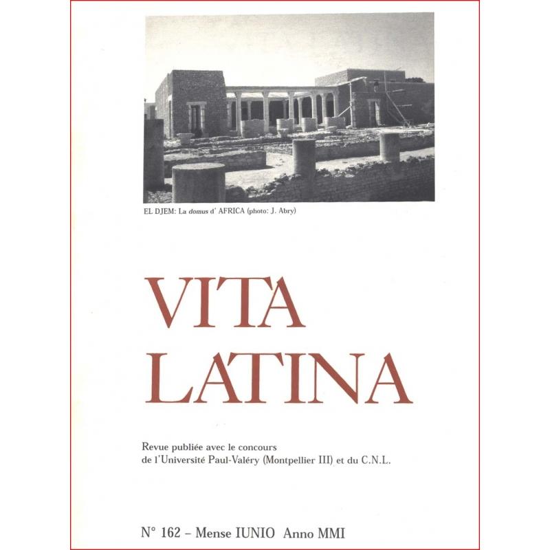 Vita Latina - N° 162. Mense Junio Anno MMI