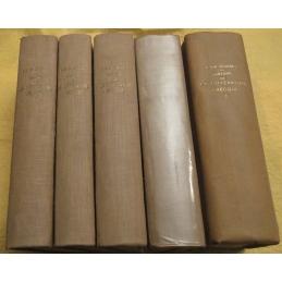 Histoire de la littérature grecque (5 volumes)