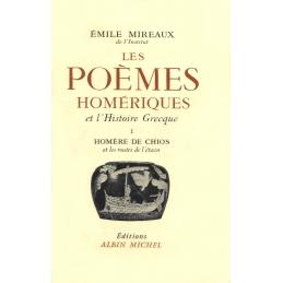 Les Poèmes homériques et l'histoire grecque   I Homère de Chios et les routes de l'étain