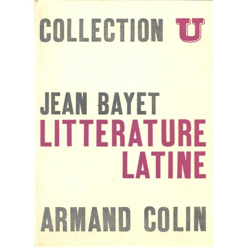 Littérature latine