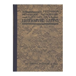 Histoire sommaire illustrée de la littérature latine