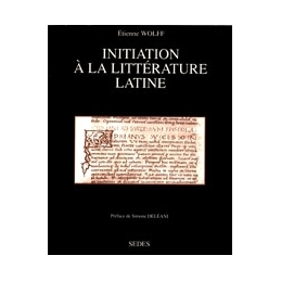 Initiation à la littérature latine