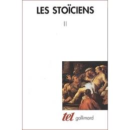 Les Stoïciens II