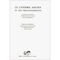 Le Cynisme ancien et ses prolongements