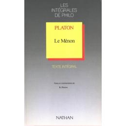 Le Ménon. Texte intégral
