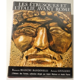 Les Etrusques et l'Italie avant Rome