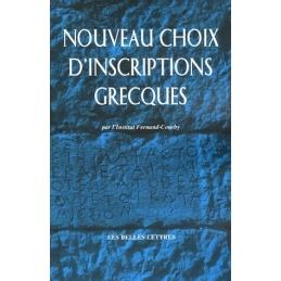 Nouveau choix d'inscriptions grecques