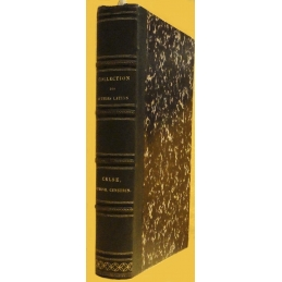 Celse, Vitruve, Censorin (œuvres complètes) et Frontin (Des acqueducs de Rome)
