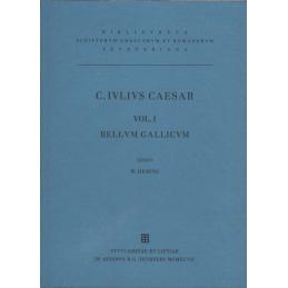 C. Iulii Caesaris Commentarii rerum gestarum. Vol. I Bellum Gallicum