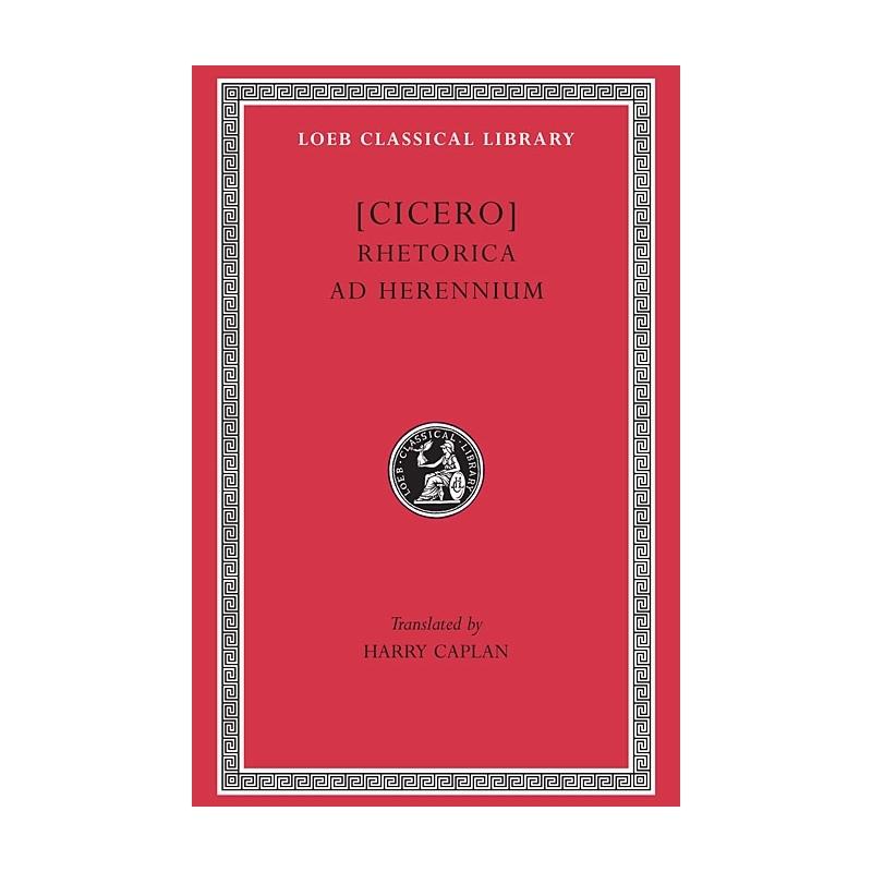 Cicero I, Ad Herennium