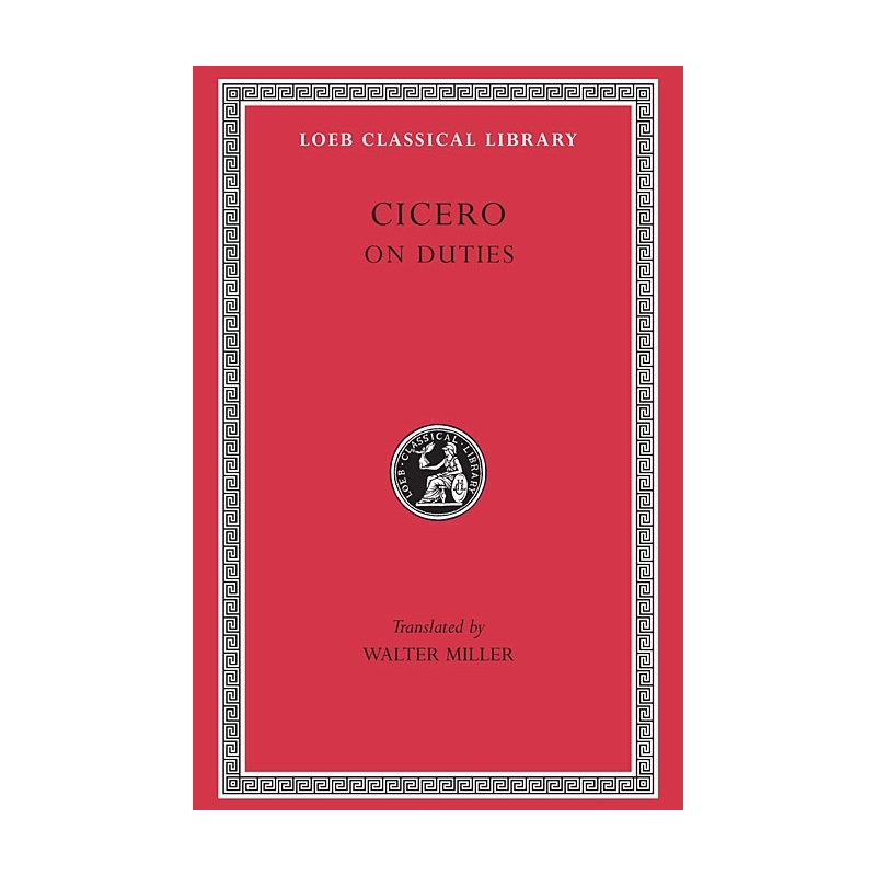 Cicero XXI, On duties