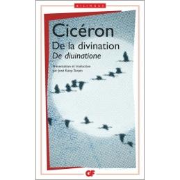 De la divination. De divinatione. Edition bilingue