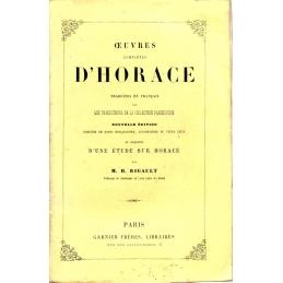 Œuvres complètes d'Horace