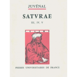 Saturae III, IV, V