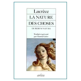 La nature des choses (De rerum natura)