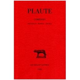 Comédies, tome VI   Pseudolus, Rudens, Stichus