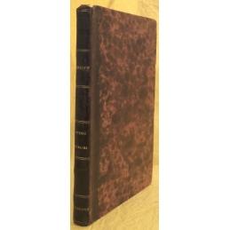 Choix de lettres morales de Sénèque à Lucilius avec la traduction française de J. Baillard