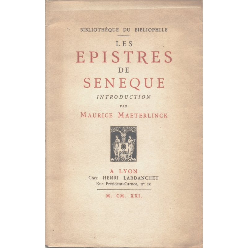 Les Epistres, Introduction et tomes I et II