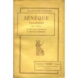 Tragédies, tomes I et II