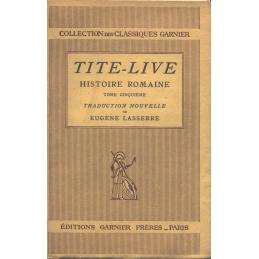 Histoire romaine, tome cinquième