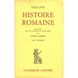 Histoire romaine, tome troisième