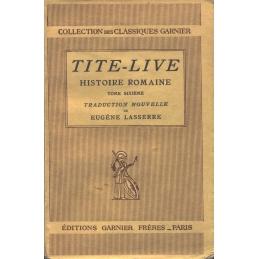 Histoire romaine, tome sixième