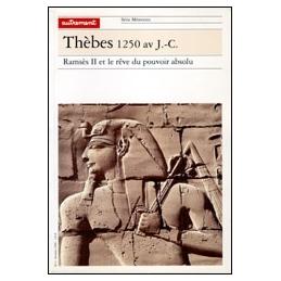 Thèbes, 1250 av J.-C.