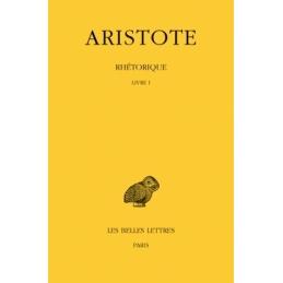 Rhétorique, tome I (livre I)